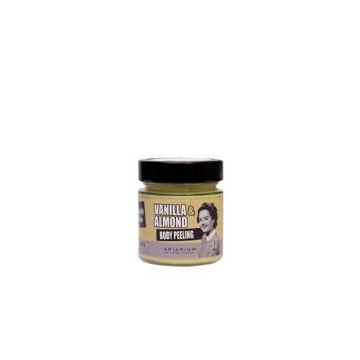 Пилинг Ваниль и Миндаль  / Vanilla and Almond Body Peeling