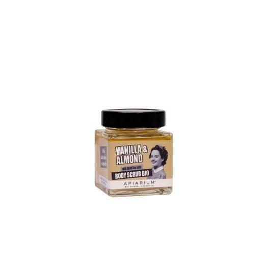 Скраб Ваниль и Миндаль  / Vanilla and Almond Body Scrub